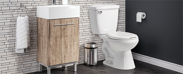 Our selection of toilets