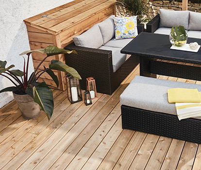 Deck Packages - How to build your own Deck | Rona DIY Packages