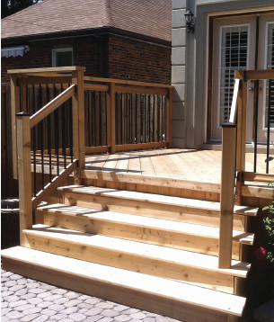 Deck Packages How To Build Your Own Deck Rona Diy Packages