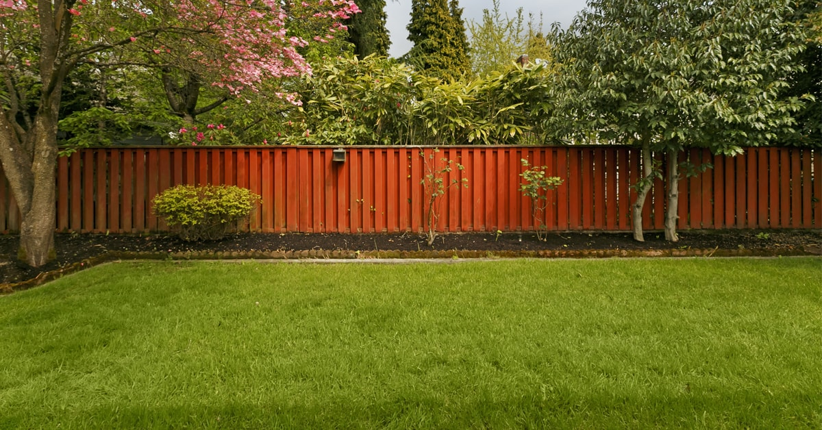 Fencing: planning and installation