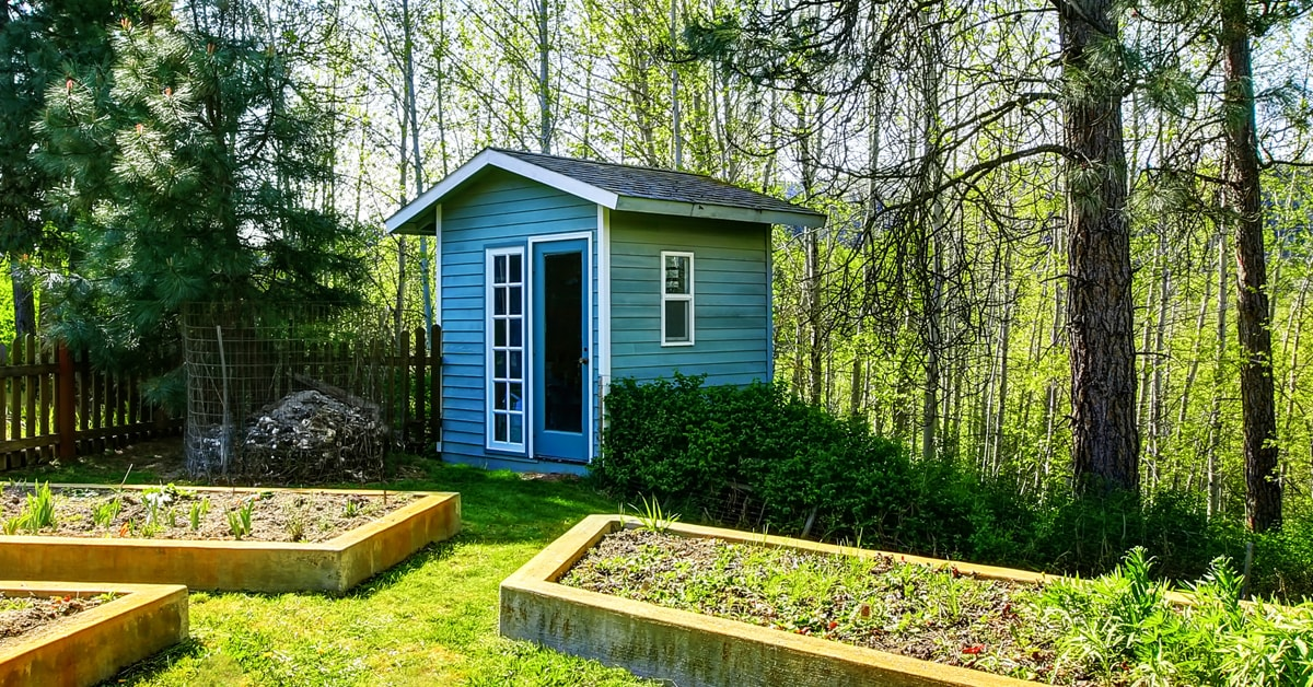 How-to install a solid and durable foundation shed foundation