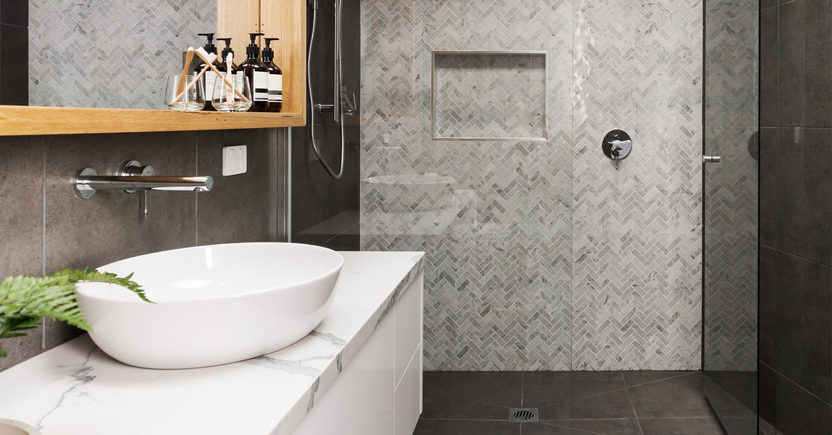 Exceptionnel How To Build A Ceramic Tile Shower