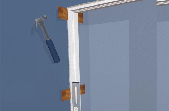 Installing An Interior Door Rona