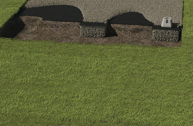 Install a deck foundation   RONA