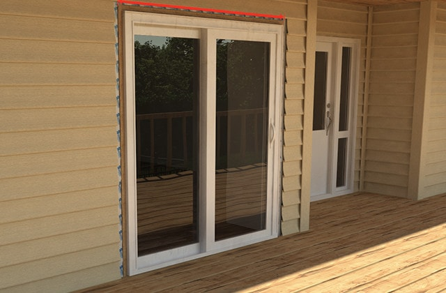 Install A Sliding Patio Door Rona
