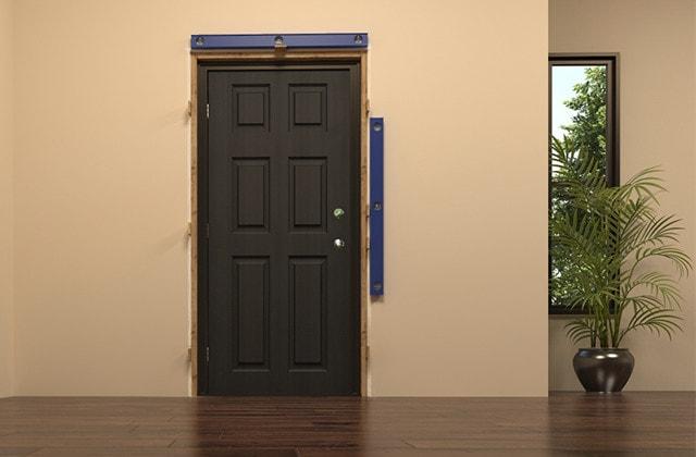 Install An Exterior Entry Door Rona