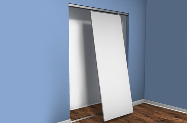How To Install A Closet Sliding Doors Rona