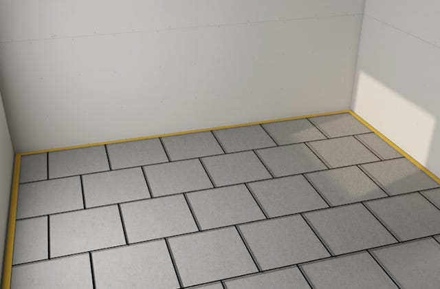Install a floating subfloor in the basement | RONA