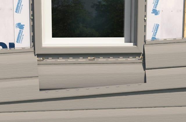Install exterior vinyl siding | RONA