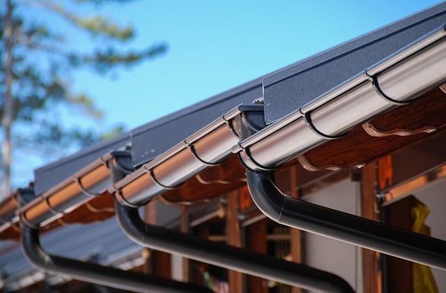 Select the right type of gutters for your house | RONA