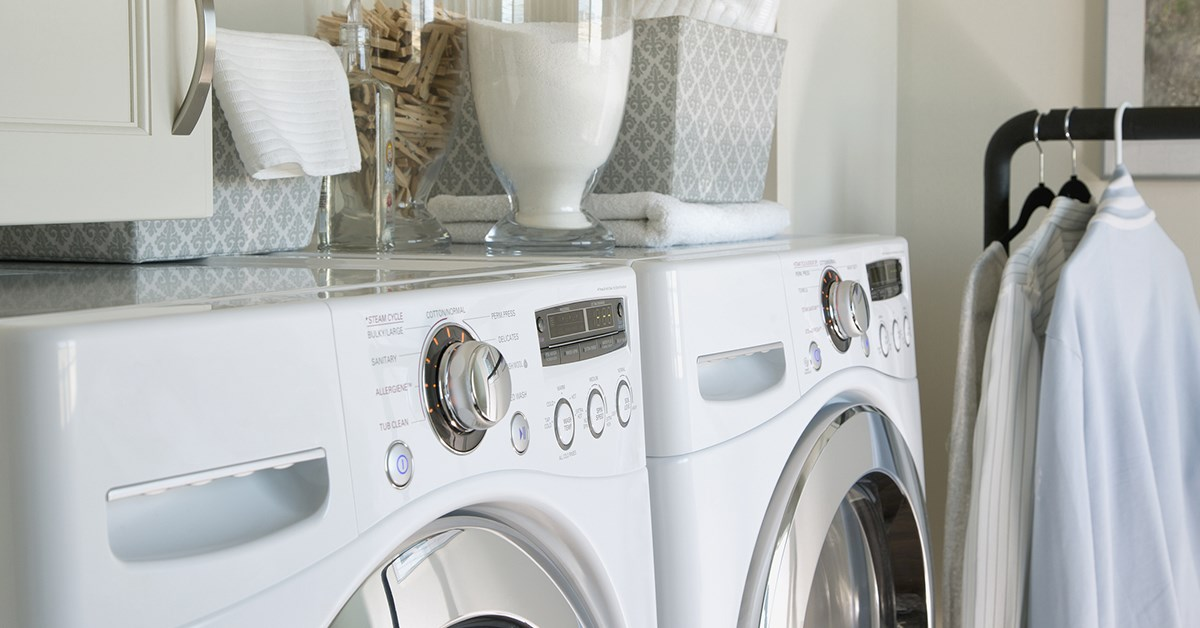 Washers and dryers : how to make the right choice