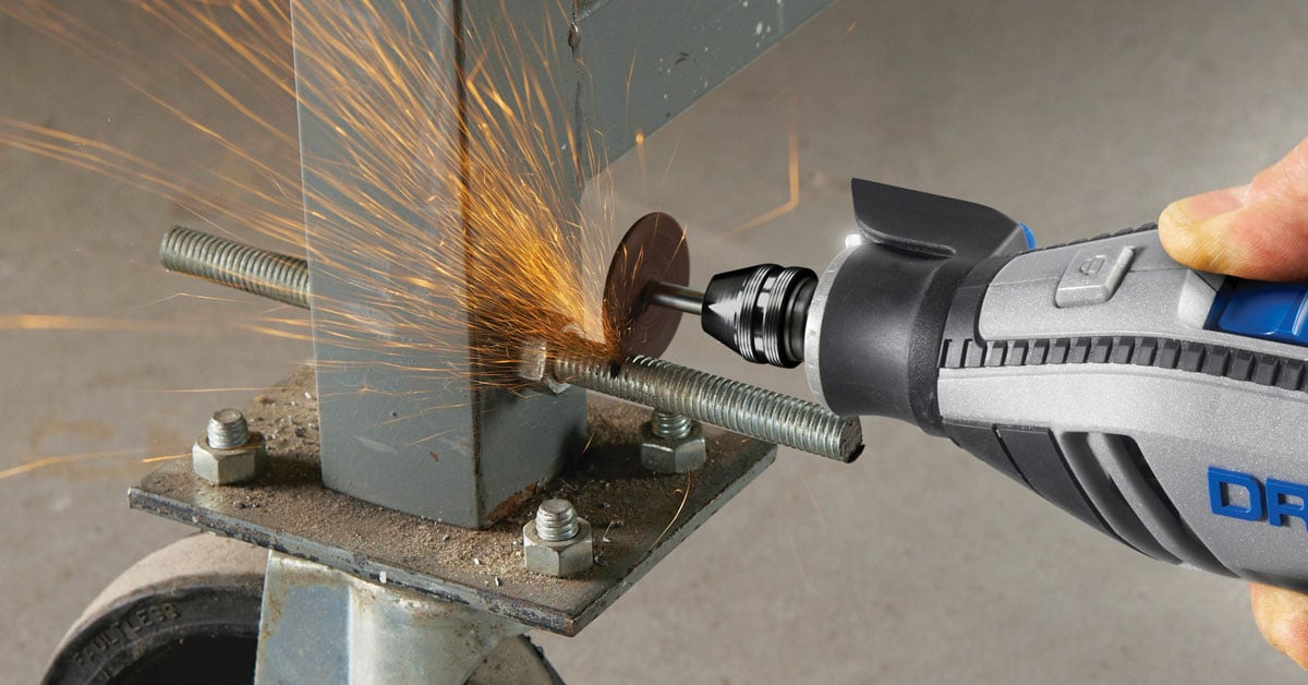 Rotary tools: indispensable and versatile