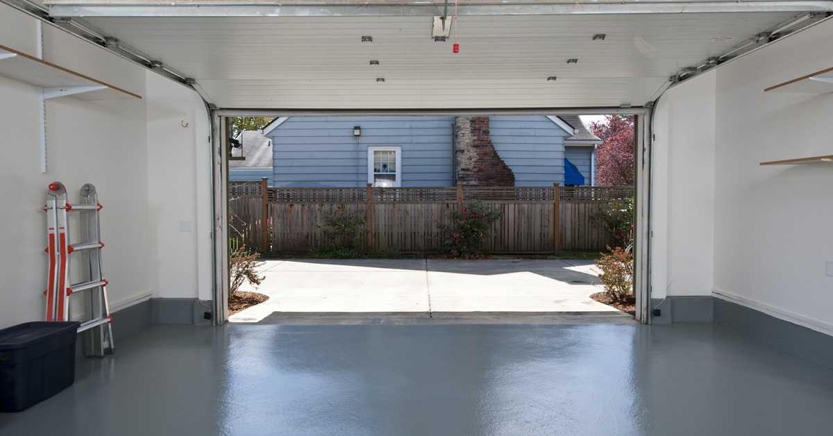 Choosing the Right Garage Flooring