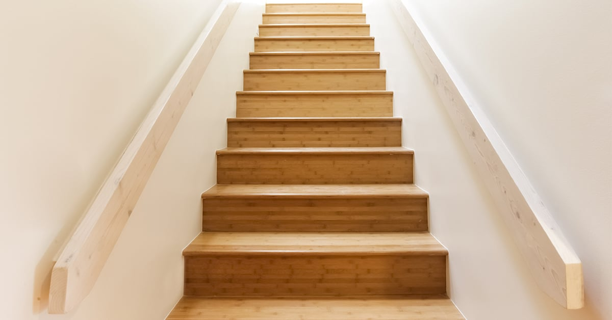 Terminologie Et Normes Relatives Aux Escaliers Du0027intérieur | RONA