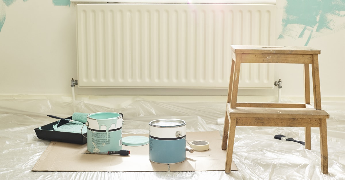 Interior Paint: From Selection to Application