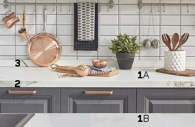 Choosing The Right Kitchen Counter Rona