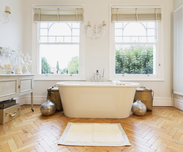 r nover la salle de bain par o commencer rona. Black Bedroom Furniture Sets. Home Design Ideas