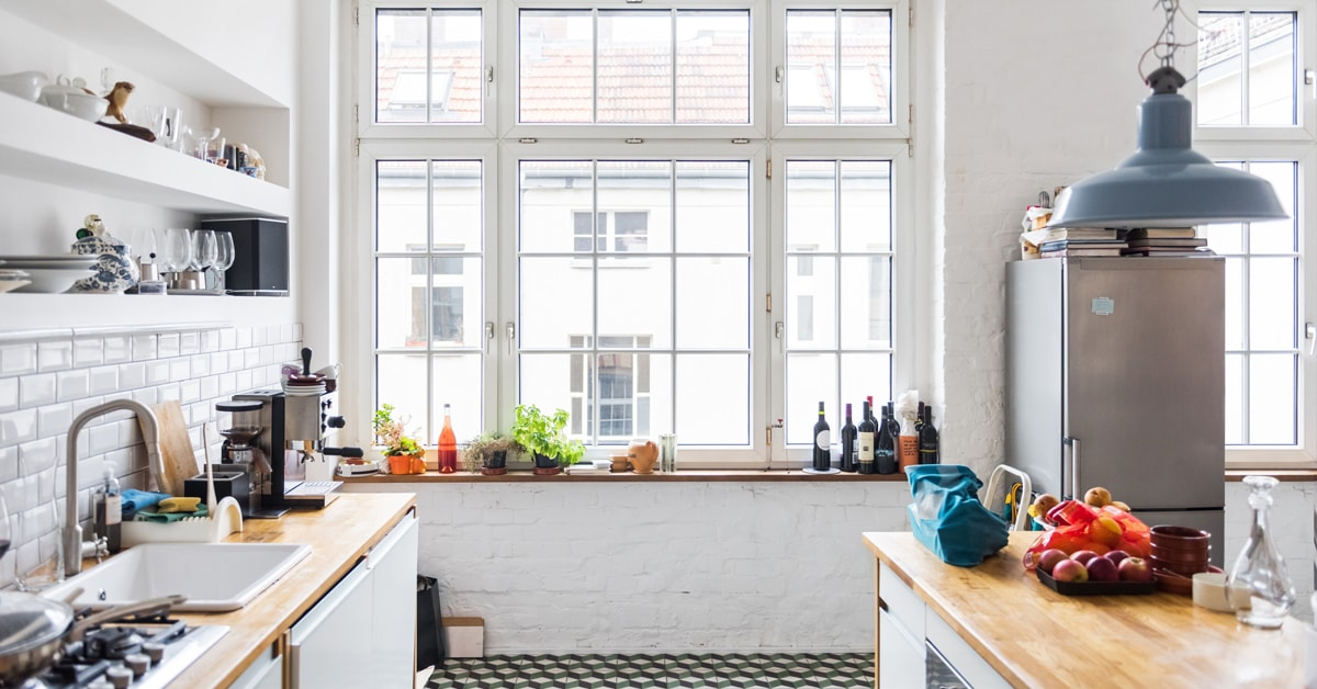 Renovating the kitchen: where to start?
