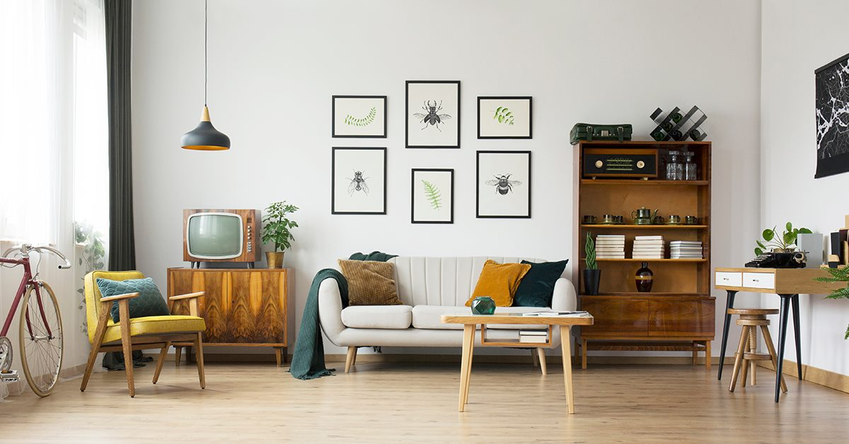 Planning Guide: Renovating the living room