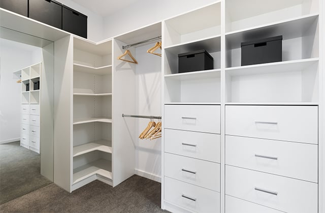 5 Tricks To Maximize Storage In Closets And Wardrobes Rona