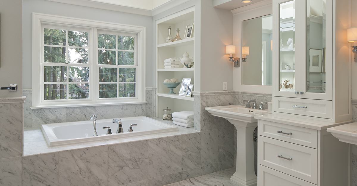 Your bathroom renovation: measured for perfection