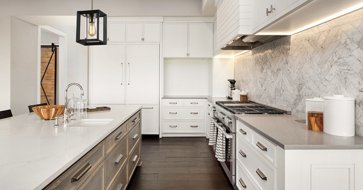 Favourite trends for kitchen renovations
