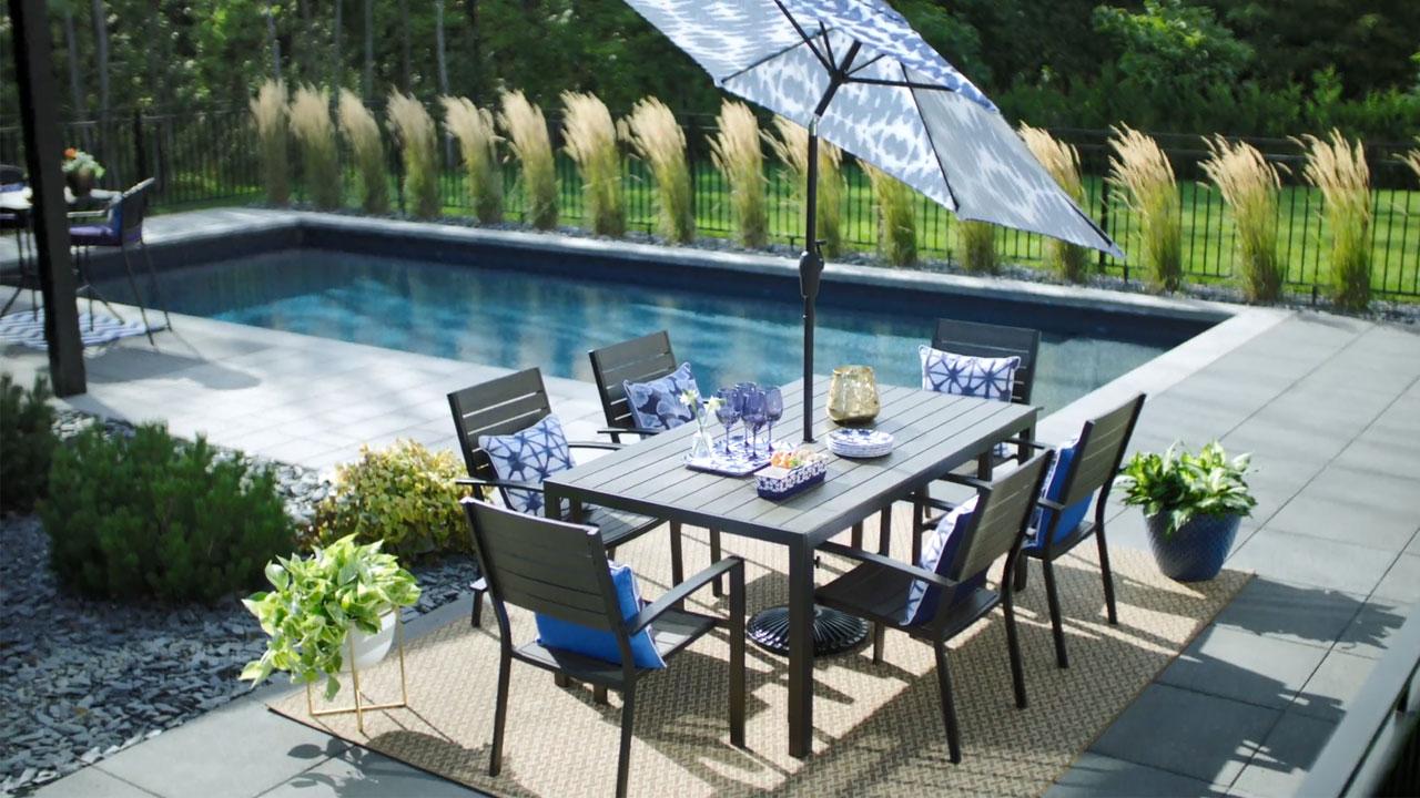 Construire Un Foyer Extérieur extérieur et jardin : terrasses, mobilier, jardinage, pelles