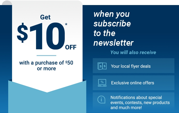 Subscribe to our RONA Newsletter | RONA