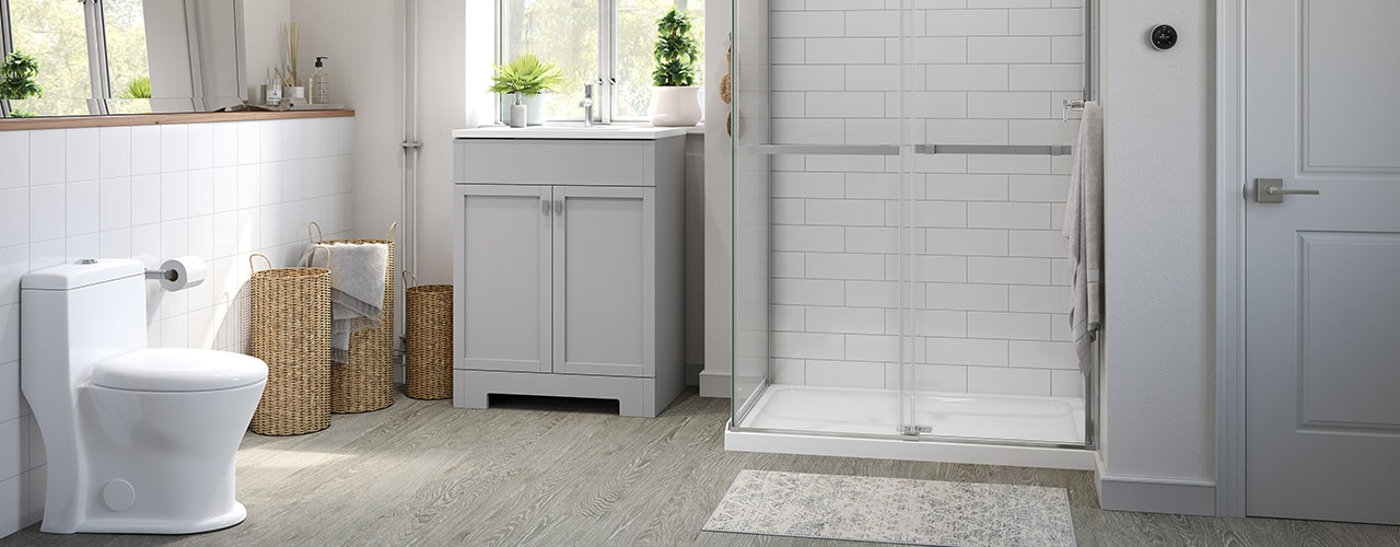 Refined Bathroom Trend