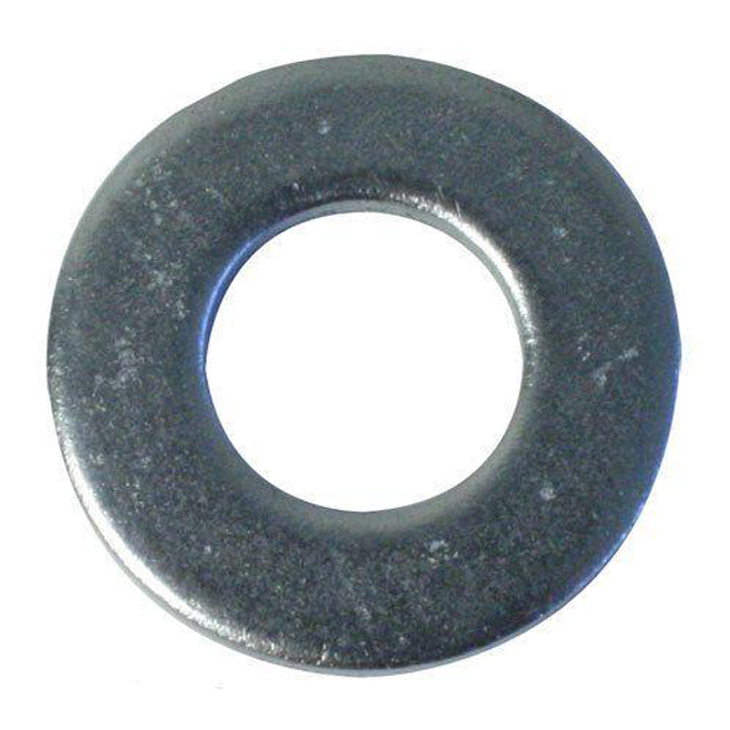 "Flat Washers - 1/8"" - 40 Pack"