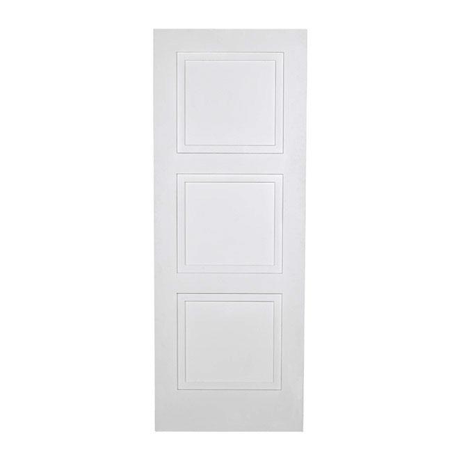 Porte 3 Panneaux 28 X 80 Rona