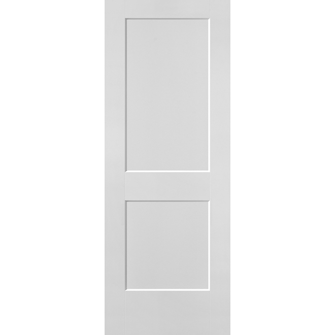 "Logan 2 Moulded-Panel Door - Primed - 30"" x 80"""