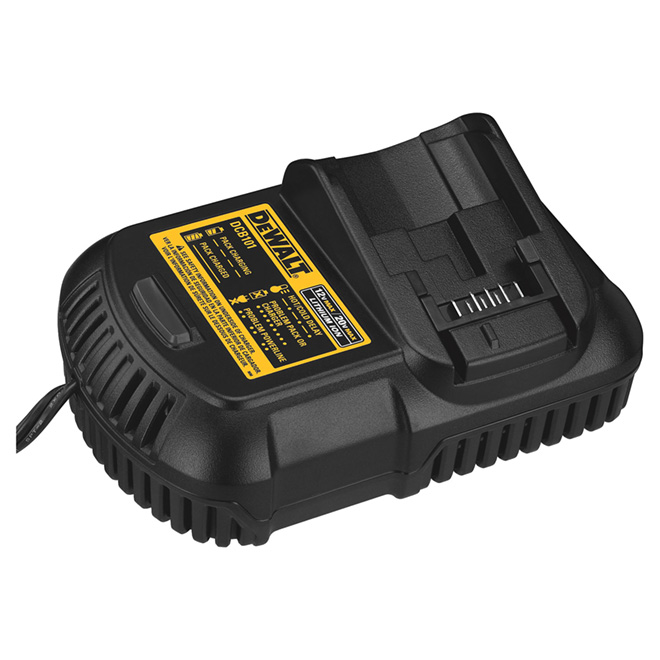 Lithium-Ion Battery Charger - 12 V to 20 V
