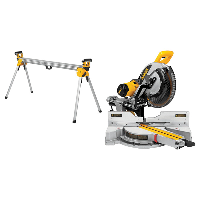 "Mitre Saw with Long Stand - 12"" - 15 A"