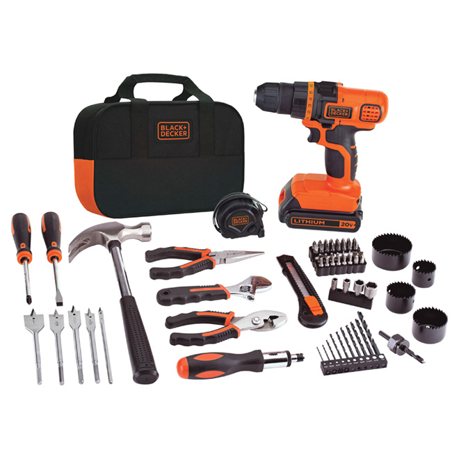 20V MAX Drill/Driver and Projet Kit