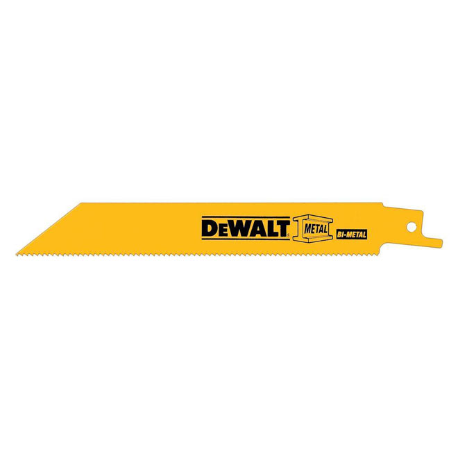 Reciprocating Saw Blade - 18 TPI - 12""