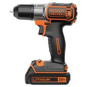 Drill/Driver with AutoSense - 20V Max