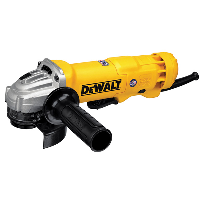 Angle Grinder - Yellow/Black - 4 1/2'' - 11A