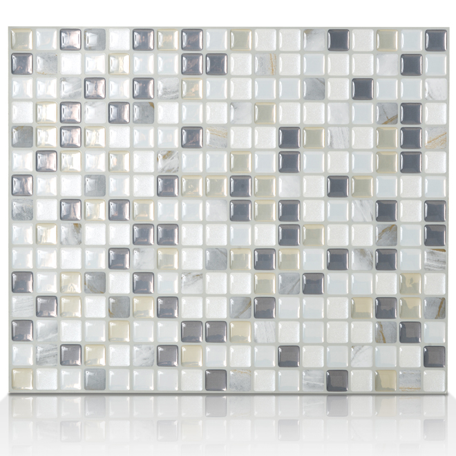 Self-Adhesive Wall Tile - Minimo Noche - 6-Pack