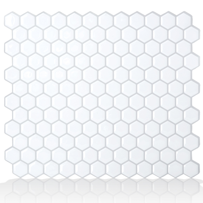 Self-Adhesive Wall Tile - Hexago