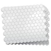 Self-Adhesive Wall Tile - Hexago - 6-Pack