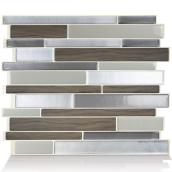 Self-Adhesive Wall Tile - Milano - Dual Finish