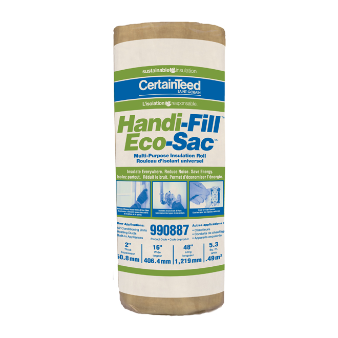Handi-Fill R8 Multi-Purpose Insulation