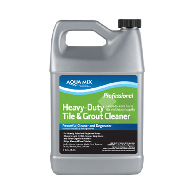 Aquamix H.D. Cleaner