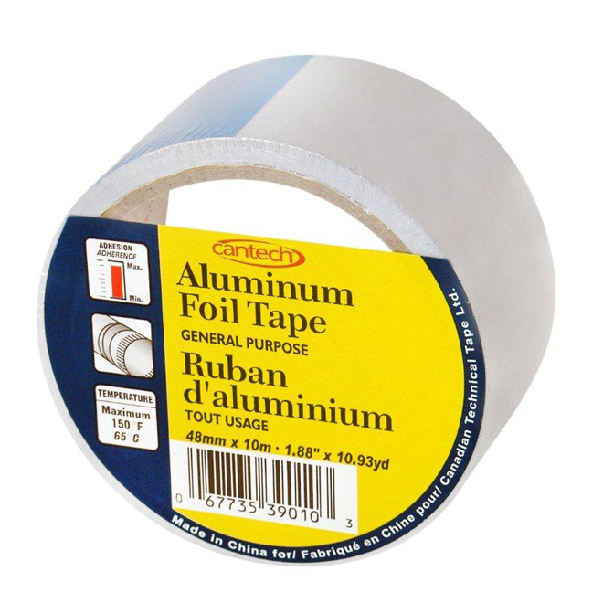 Duct Sealing Aluminium Tape