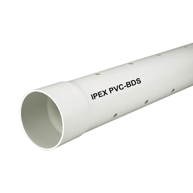 Pvc plain drain pipe rona