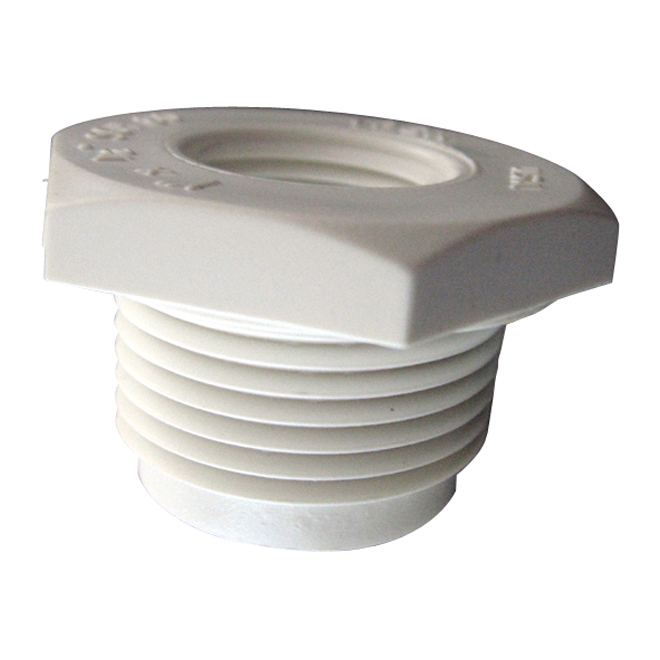 2-in PVC threaded bushing