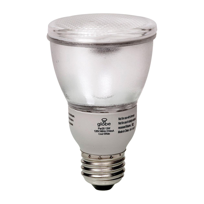 13-W CFL lightbulb