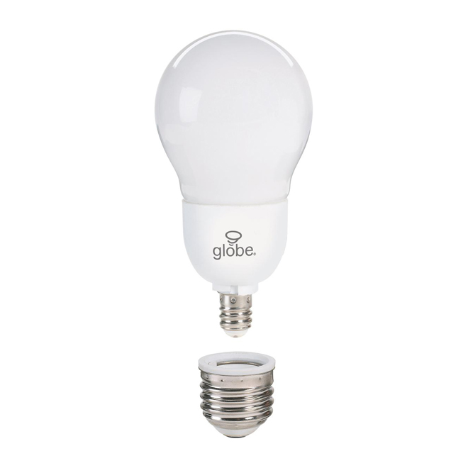 7-W CFL lightbulb