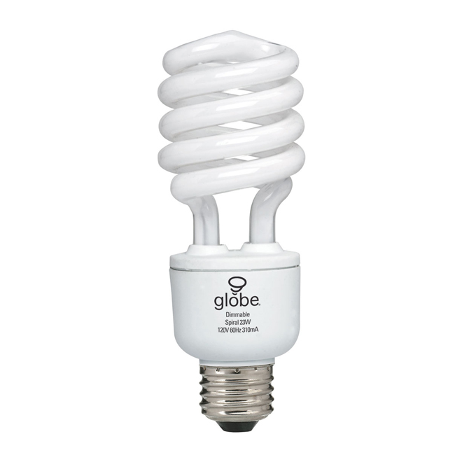 15-W CFL lightbulb